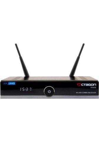 »SF8008« DVB-T2 HD Imtuvas (WLAN LAN (...