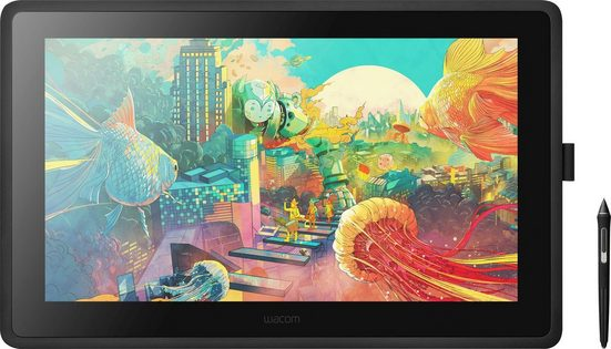 "Wacom Cintiq 22 Tablet (22"", 0 GB)"
