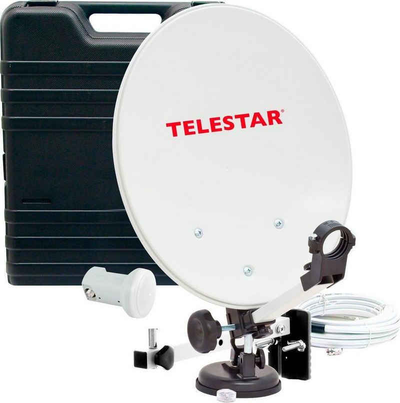 TELESTAR »Camping Sat-Anlage im Koffer« Camping Sat-Anlage (DVB-S, für Außenbereich)