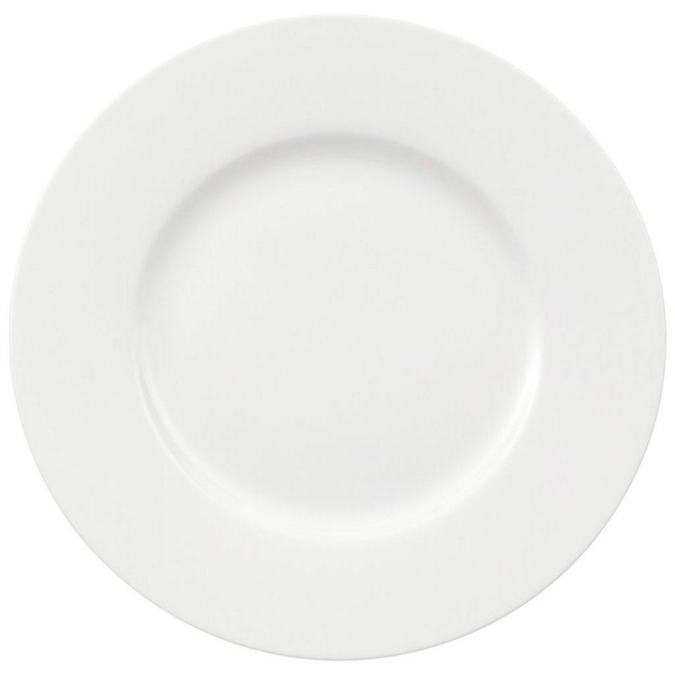 VILLEROY & BOCH Frühstücksteller »Royal« in Weiss