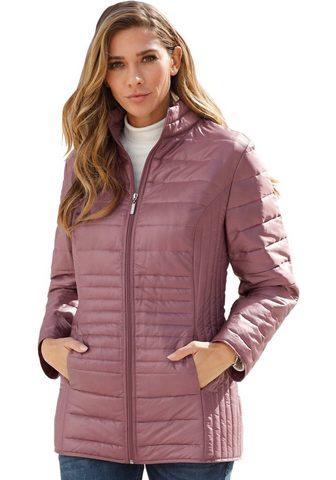 Куртка стеганая с Венский вышивка