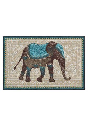 SALONLOEWE Durų kilimėlis Dramblio figūrėlė lengv...
