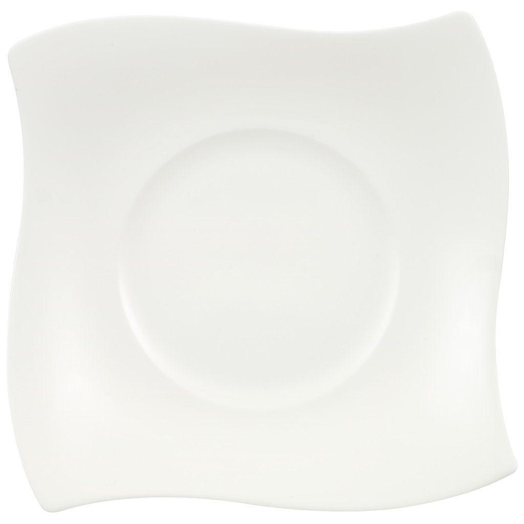 VILLEROY & BOCH Brotteller eckig 19x19cm »NewWave Premium«