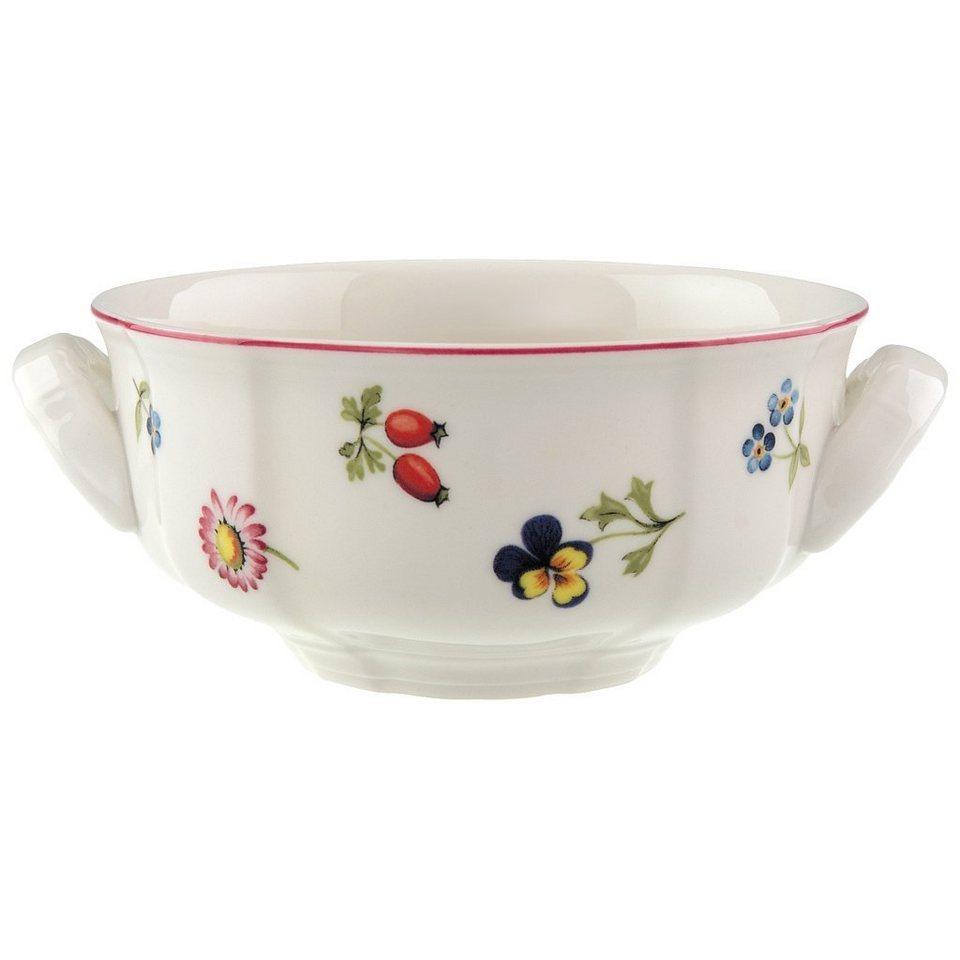 VILLEROY & BOCH Suppen-Obertasse »Petite Fleur« in Dekoriert