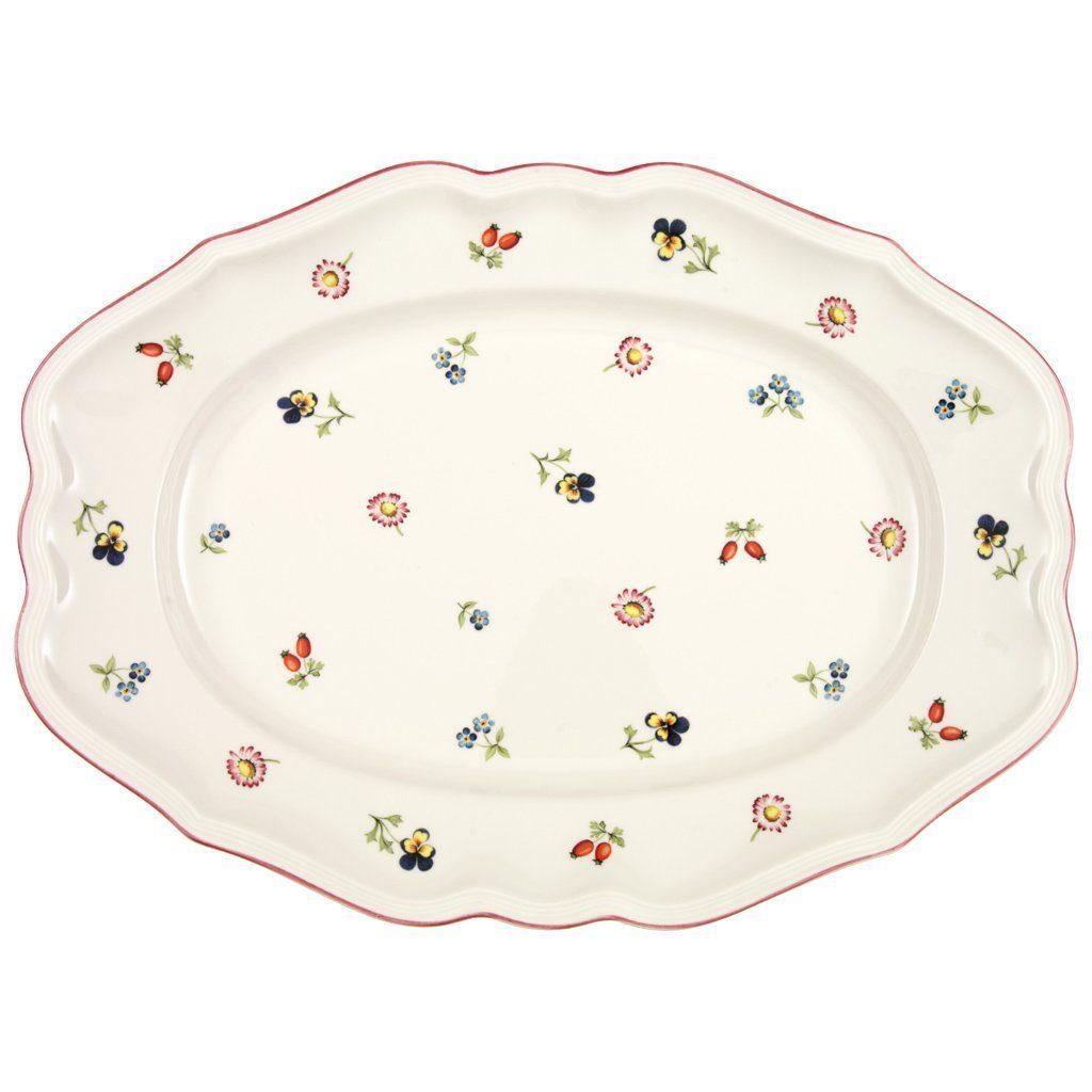 Villeroy & Boch Platte oval 37cm »Petite Fleur«