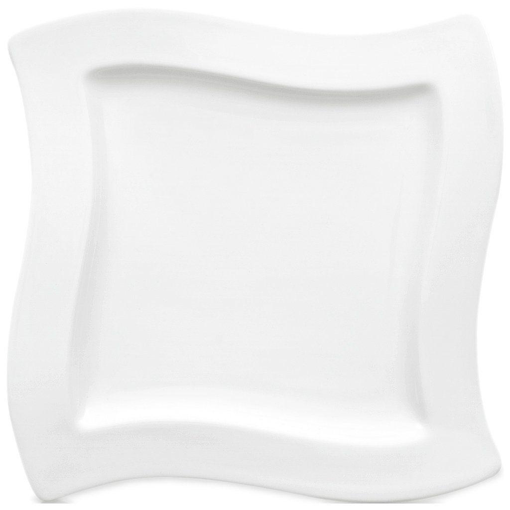 VILLEROY & BOCH Frühstücksteller Quadrat 24x24cm »NewWave«
