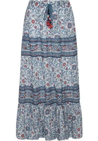 PEPE JEANS Pepe Džinsai Maxi ilgio sijonas »RAS«