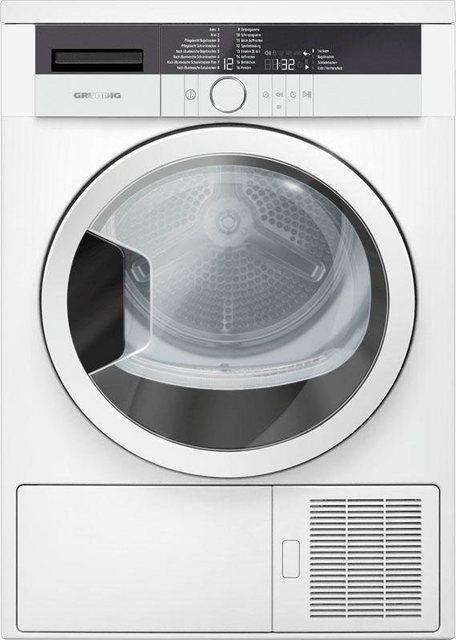 Grundig Wärmepumpentrockner Edition 70 Trockner 2| 7 kg| 70 Monate Herstellergarantie | Bad > Waschmaschinen und Trockner > Wärmepumpentrockner | Grundig