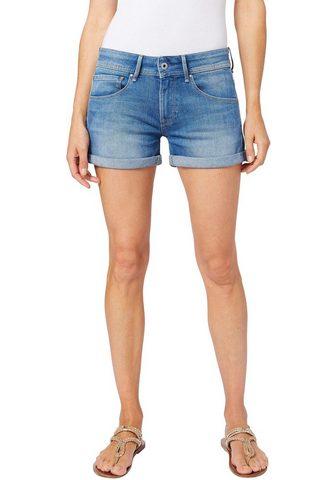PEPE JEANS Pepe джинсы шорты джинсовые »SIO...