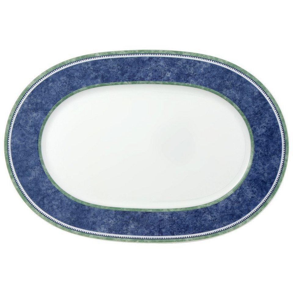 VILLEROY & BOCH Platte oval 35cm »Switch 3« in Dekoriert