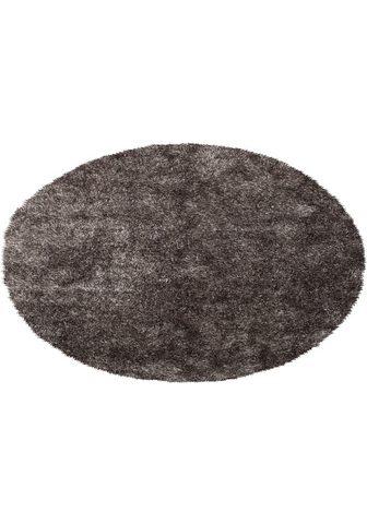 BRUNO BANANI Ilgo plauko kilimas »Alga« ovali aukšt...