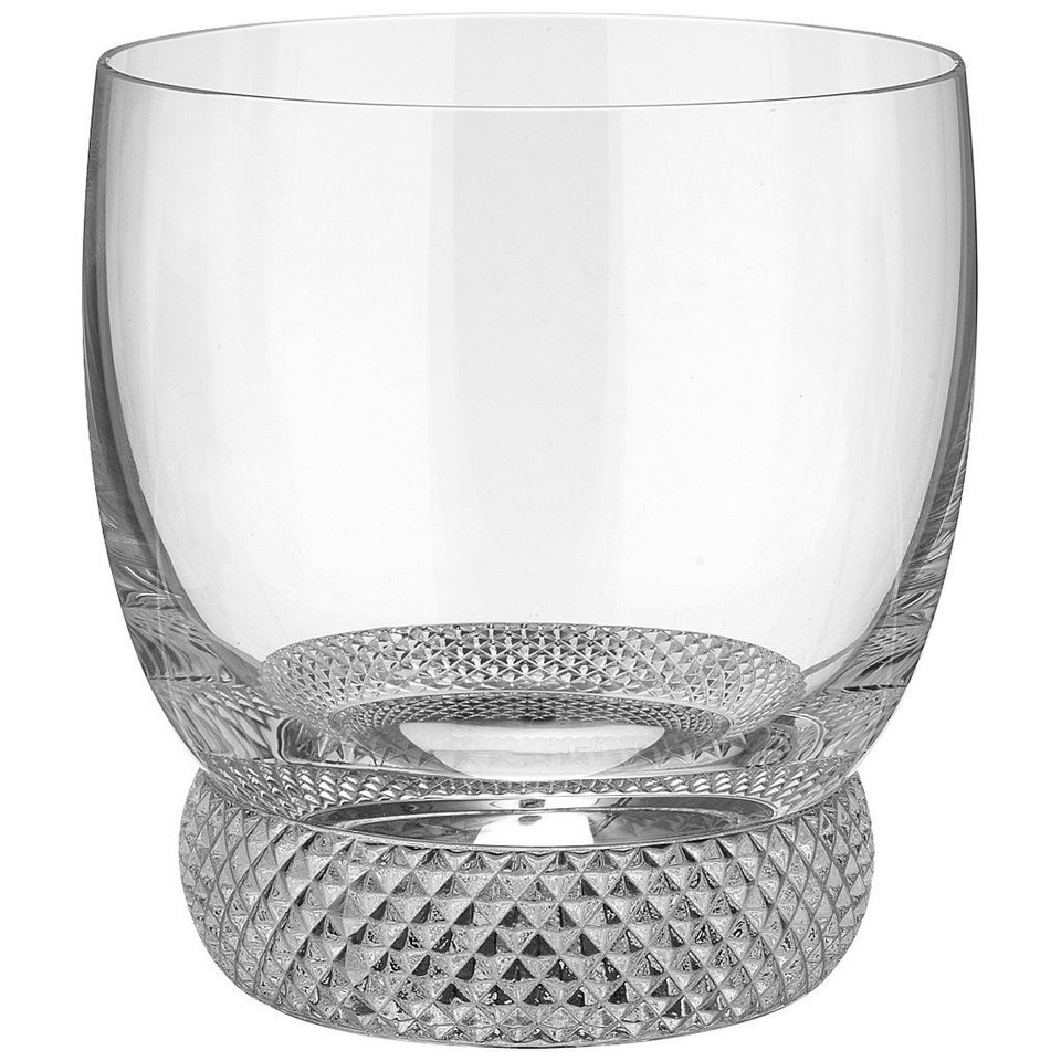 VILLEROY & BOCH Whiskyglas 92mm »Octavie« in Weiss