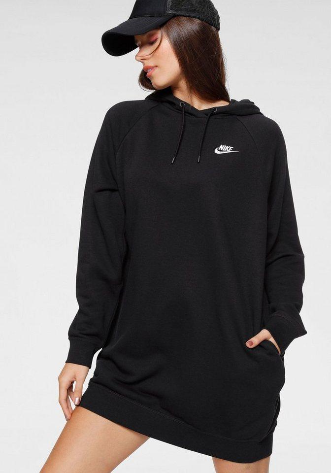 Nike Sportswear Sweatkleid W Nsw Essential Fleece Dress Online Kaufen Otto
