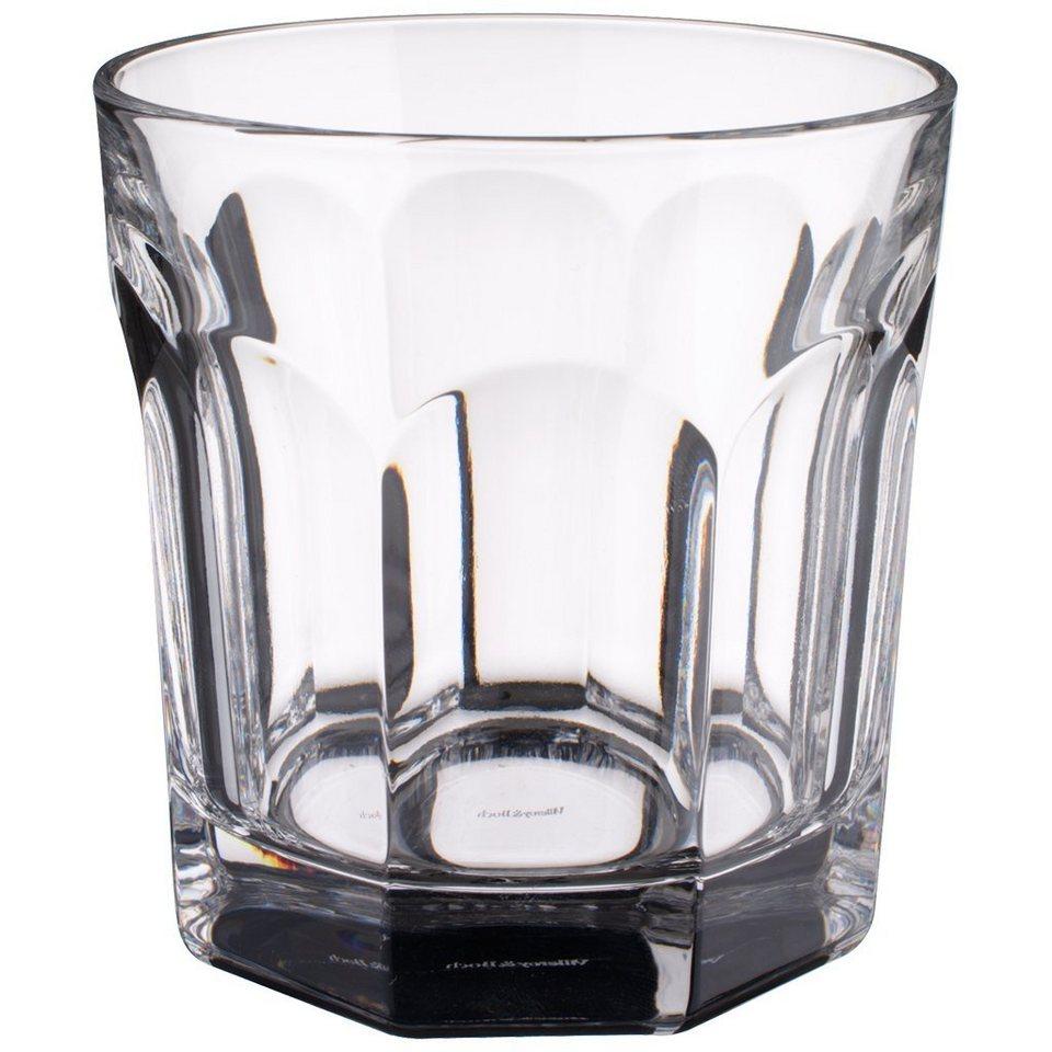 VILLEROY & BOCH Whiskyglas 94mm »Bernadotte« in Weiss