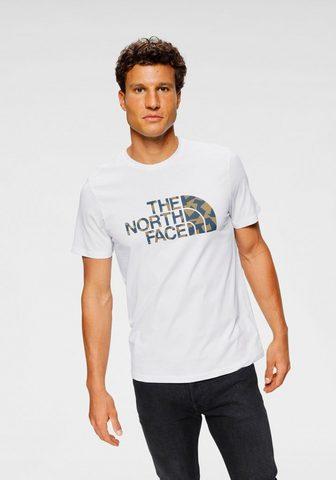 THE NORTH FACE Marškinėliai »BERARD«
