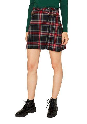 ESPRIT Klostuotas sijonas