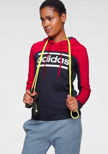 adidas Kapuzensweatshirt »OSR W LINEAR CB HOODIE«