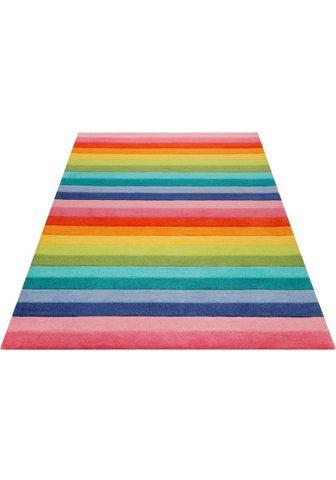 SMART KIDS Vaikiškas kilimas »Rainbow Stripes« el...