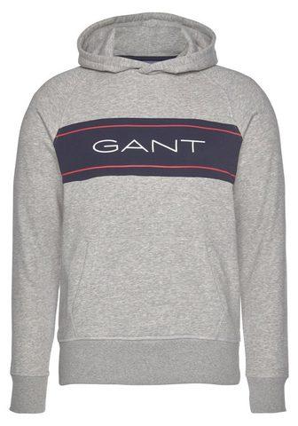 GANT Sportinis megztinis su gobtuvu