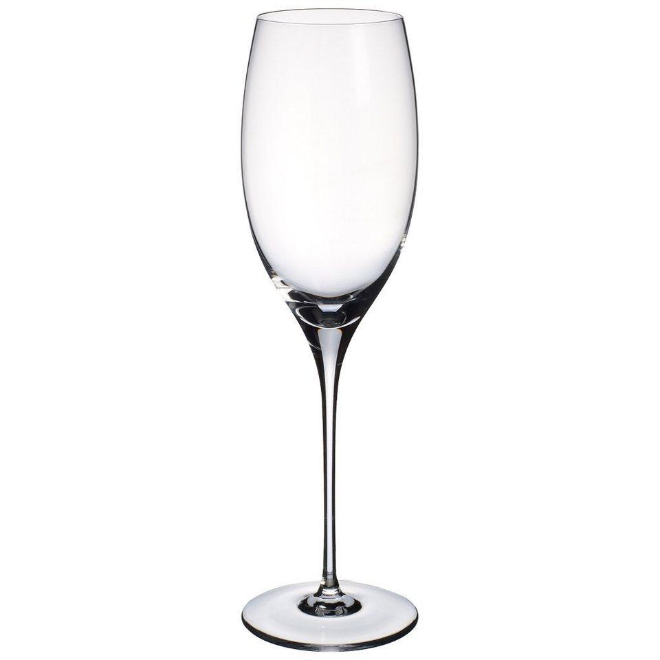 VILLEROY & BOCH Riesling / Weißwein fresh 262mm »Allegorie Premium« in Weiss