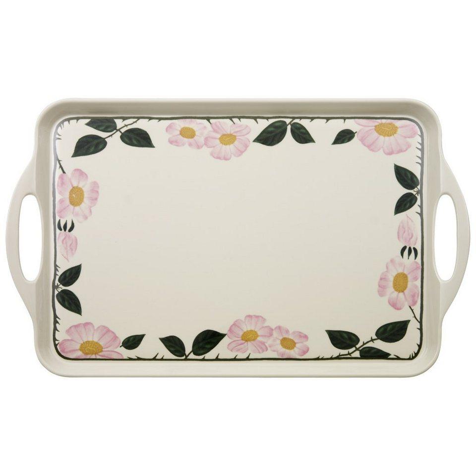 VILLEROY & BOCH Tablett »Wildrose Kitchen« in dekoriert
