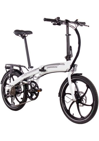 CHRISSON Электрический велосипед велосипед скла...