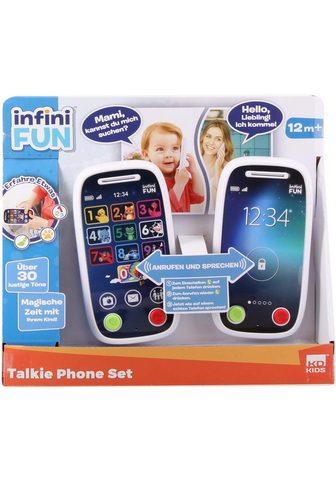 Walkie Talkie »Tech Too Talkie Phone r...