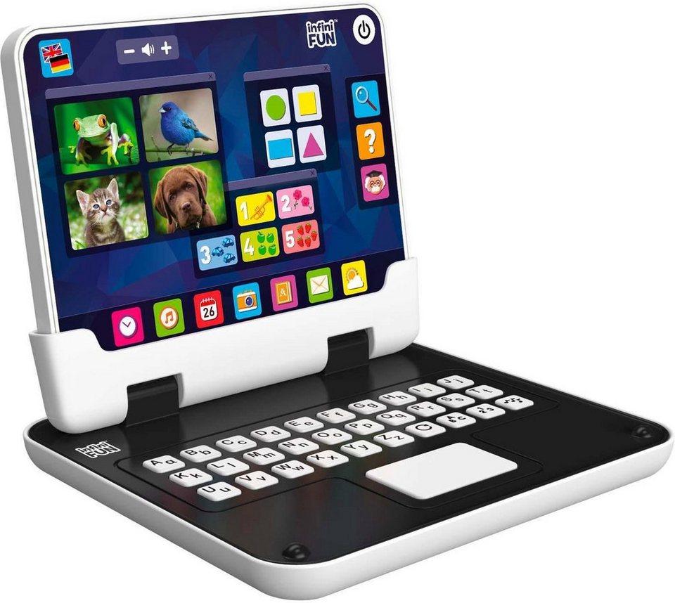 Kindercomputer »Mein erster 2 in 1 Tablet PC«