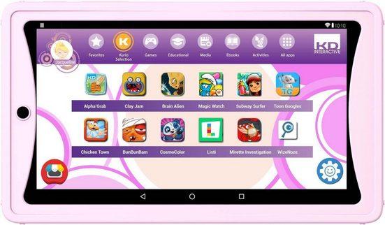 Lerntablet »Kurio Tab Lite Tablet, pink«