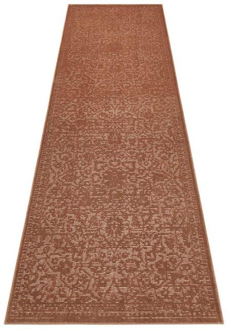 Läufer »Blavet«| ELLE Decor| rechteckig| Höhe 6 mm| Viskose | Heimtextilien > Teppiche > Läufer | ELLE Decor