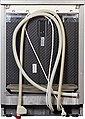 Sharp Standgeschirrspüler, QW-D41F472S-DE, 9 l, 13 Maßgedecke, Bild 4