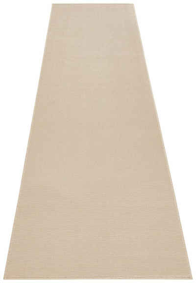 Läufer »Alagnon«, ELLE DECORATION, rechteckig, Höhe 6 mm, Viskose