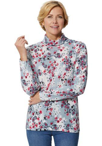 Блузка в flauschiger Kuschel-Qualit&au...