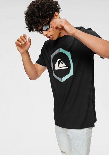 Quiksilver T-Shirt »SURE THINGS«