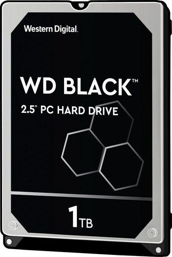 "Western Digital »WD Black« HDD-Desktop-Festplatte 3,5"""