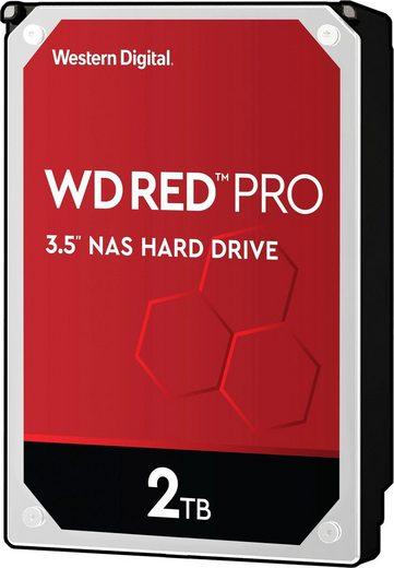 """Western Digital »WD Red Pro 12TB« HDD-NAS-Festplatte 3,5"""" (2 TB)"""