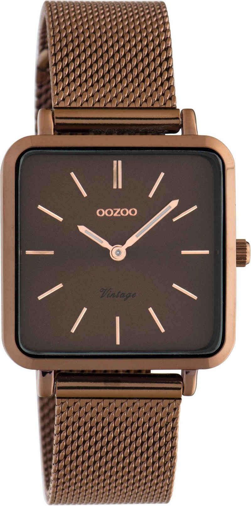 OOZOO Quarzuhr »C20014«