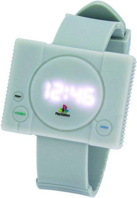 Paladone Digitaluhr | Uhren > Digitaluhren | Grau | PALADONE