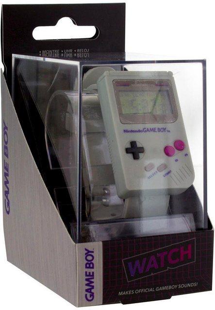 Paladone Digitaluhr »Game Boy mit Alarmfunktion« | Uhren > Digitaluhren | Grau | PALADONE