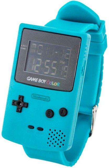 Paladone Digitaluhr »Gameboy Color«   Uhren > Digitaluhren   PALADONE