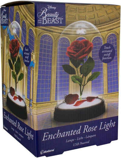 Paladone Dekolicht »Die Schöne und das Biest - Verzauberte Rose«
