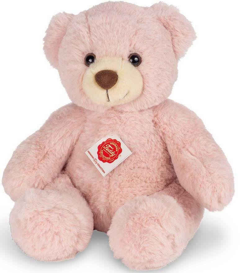 Teddy Hermann® Kuscheltier »Teddybär dusty rose, 30 cm«
