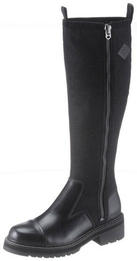 G-Star RAW »Minor Zip Boot High« Stiefel mit Außenreißverschluss