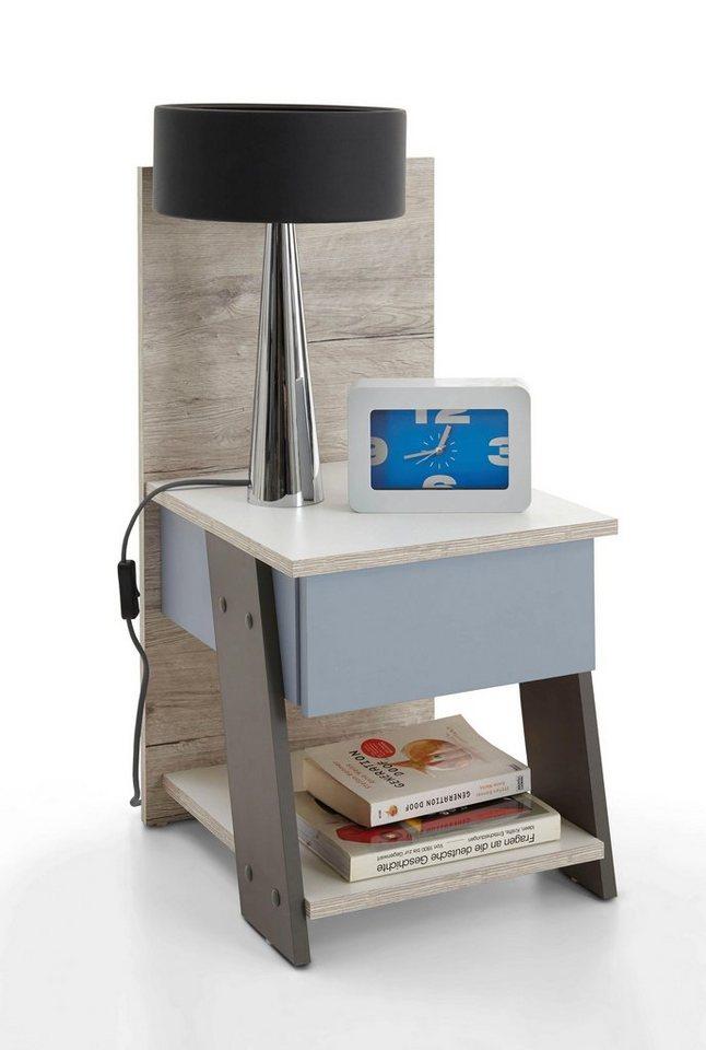 Nachttische - FMD Nachttisch »Nona«  - Onlineshop OTTO
