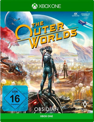 Outer Worlds Xbox One