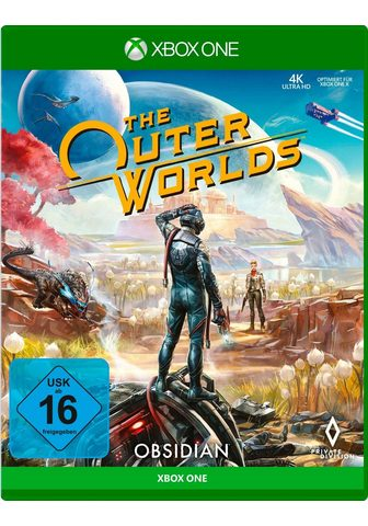 TAKE 2 Outer Worlds Xbox One