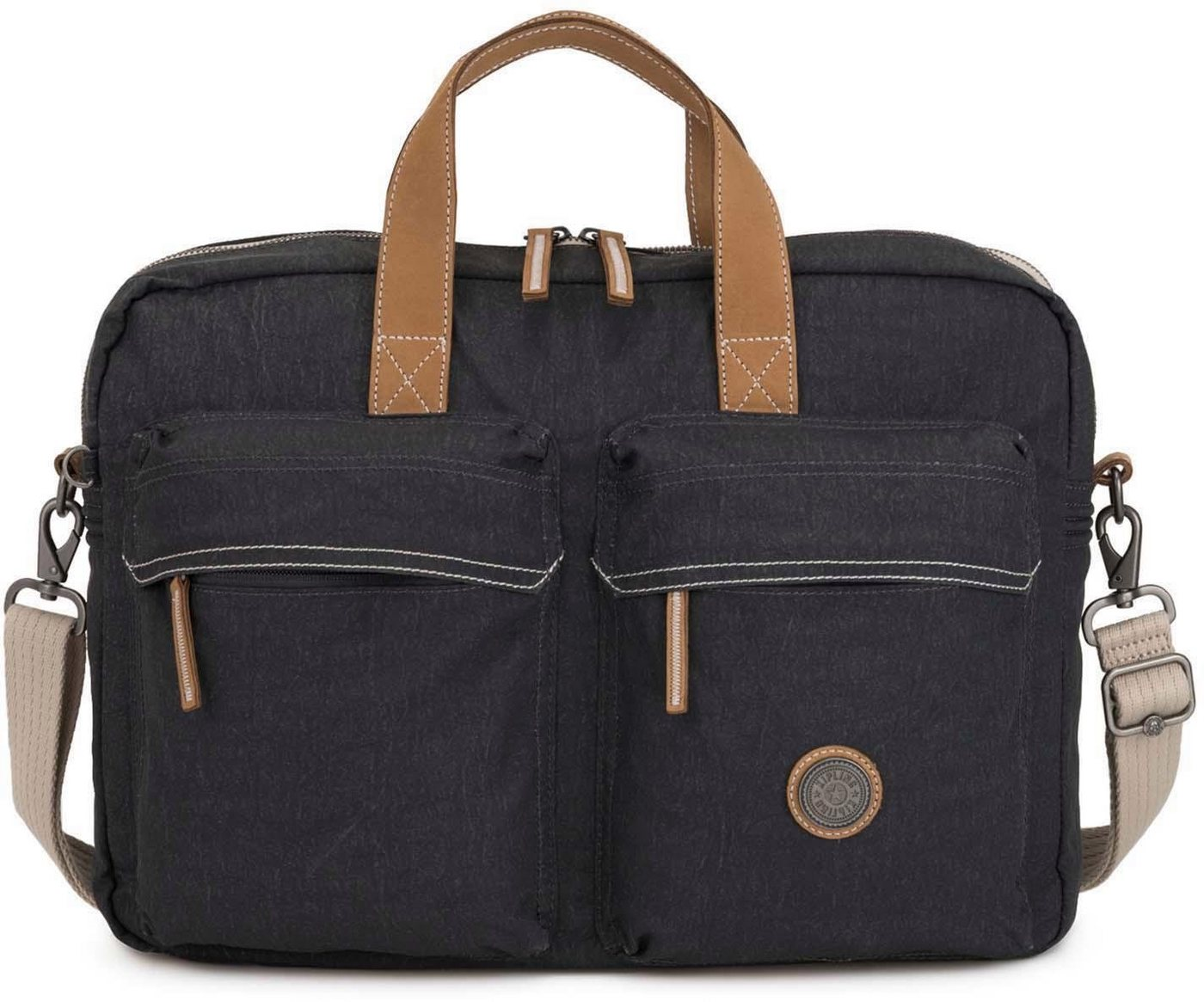 Businesstaschen - KIPLING Laptoptasche »Khoto, Casual grey« ›  - Onlineshop OTTO
