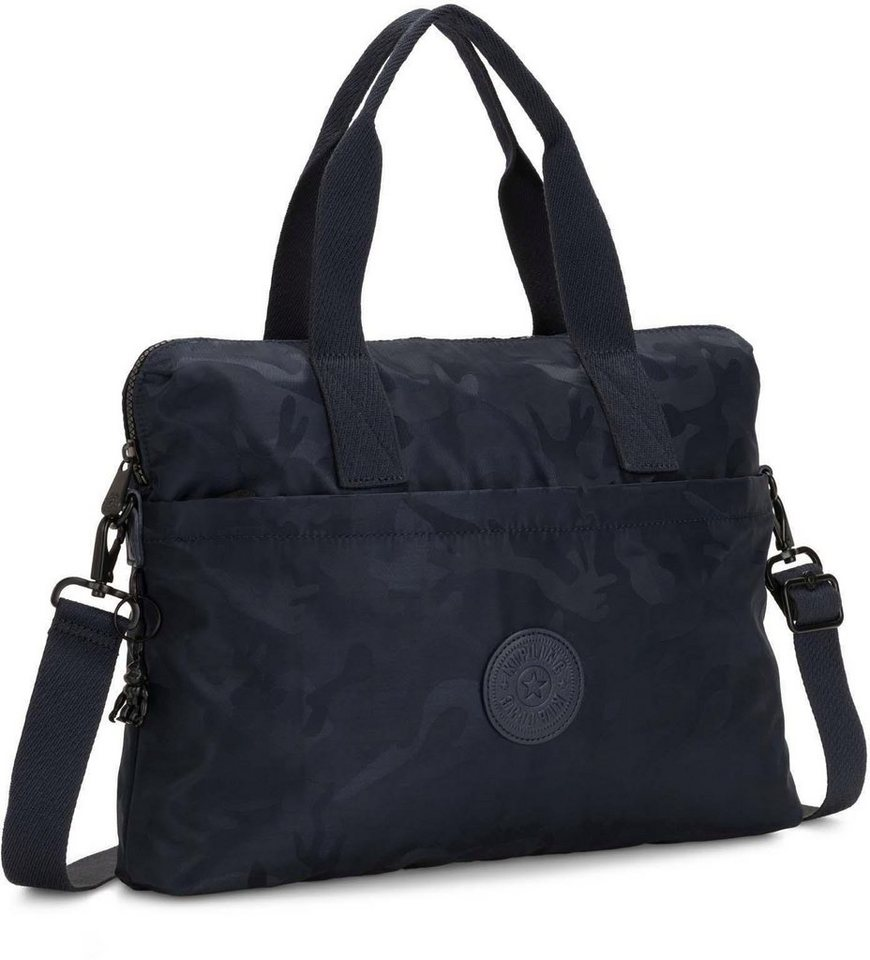 Businesstaschen - KIPLING Laptoptasche »Elsil, Satin Camo Blue« ›  - Onlineshop OTTO