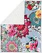 Plaid »Siara«, hip, mit Mandalas und Rosenblüten, Bild 2