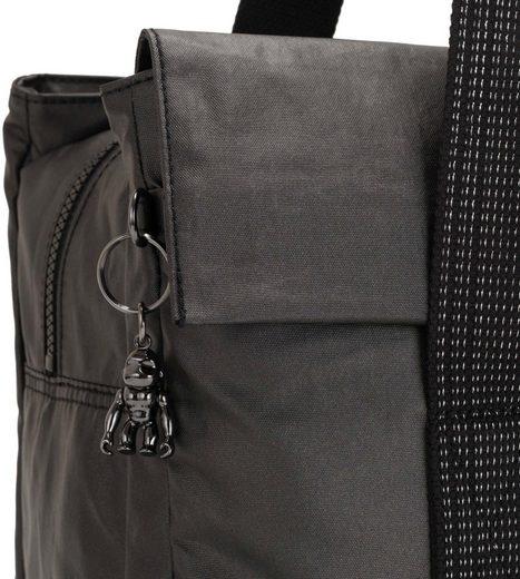 KIPLING Laptoptasche »Perlani  Black metall«